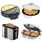 Тостери, бутербродниці, вафельниці